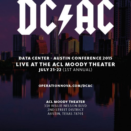 Global Data Center Event Comes to Austin City Limits Live at the Moody Theater